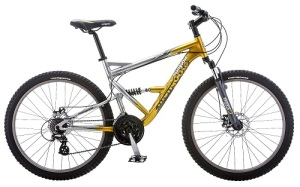Mongoose Status 3.0 Dual-Suspension Mountain Bike 26-Inch Wheels