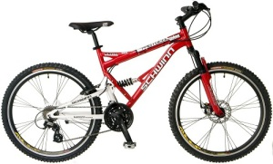 Schwinn Protocol 1.0 Mountain Bike (26 Red) S2756