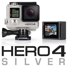 Hero4 Silver Features Comparison