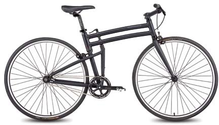 Montague Boston Single-Speed Folding Bike