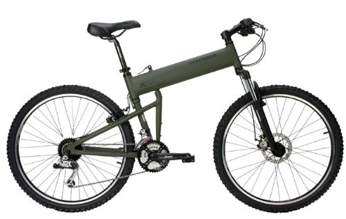 Montague Paratrooper Folding Bike Review
