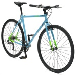 Retrospec Bicycles AMOK V2 CycloCross Nine-Speed Commuter Bike with Chromoly Frame