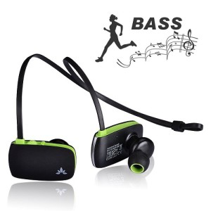Avantree Super BASS Wireless Bluetooth Earbuds