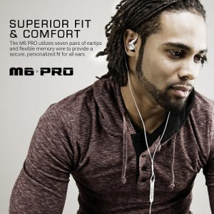 MEElectronics M6 PRO Earbuds