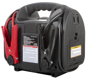 PowerStation PSX-3 18Ah Jumpstarter with Air Compressor and DC Outlet and USB Port - New Model 2013