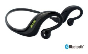 iKross Bluetooth A2DP Stereo Sport Sweat-proof Earbuds Under $40