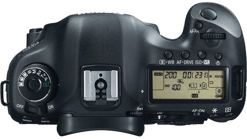 TOP LCD for Canon 5D MK3