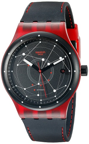 Latest Sistem51 Swatch Watch