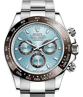 Rolex Ice Blue Dial 116506IBLSO Luxury Watch
