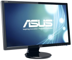 ASUS VE248H Black 24 Review