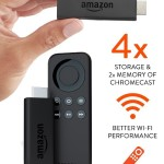 AmazonFireTVStick 4x Storage and 2x Memory